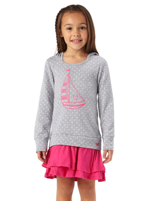 0 Girls 2-6 West Port Dress  ARLKD00026 Roxy