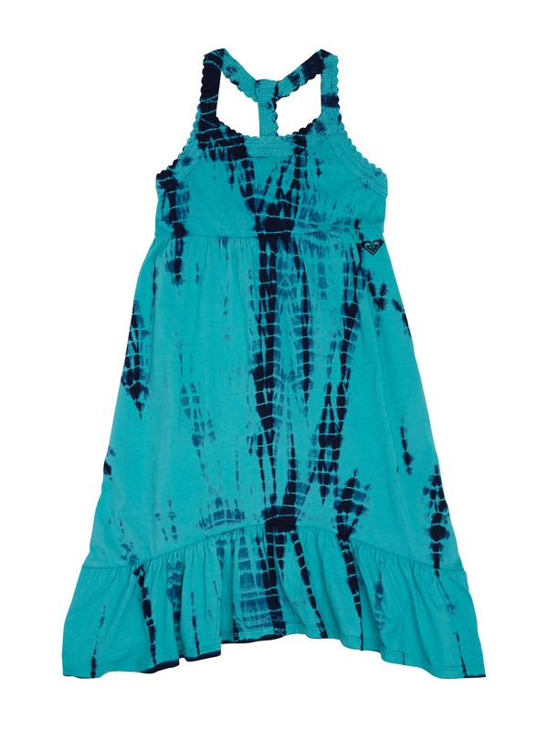 0 Girls 2-6 Drifting Away Dress  ARLKD00036 Roxy