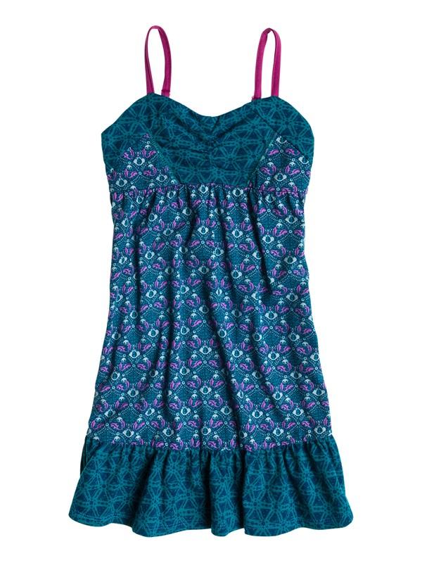 0 Girls 2-6 Dancing Leaves Dress  ARLKD03000 Roxy