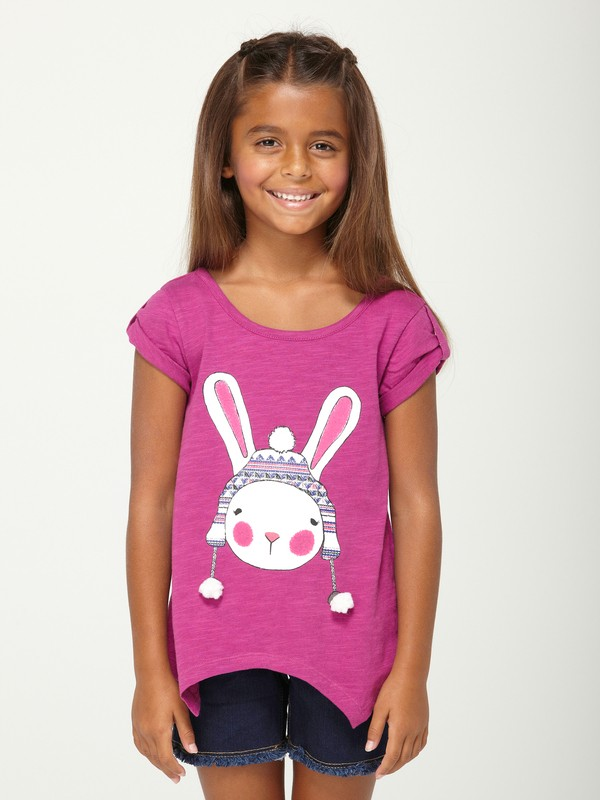 0 Girls 2-6 Beach Stroll Shirt  ARLKT00020 Roxy