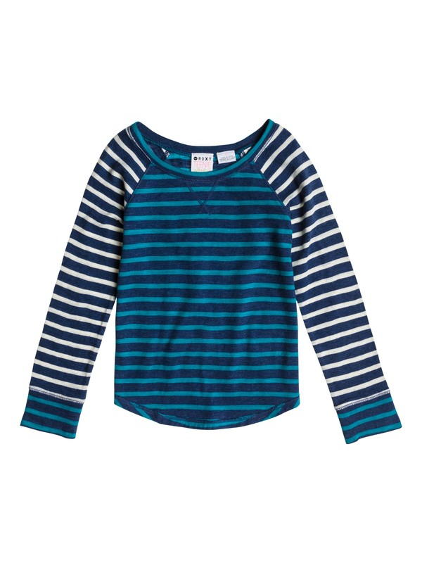 0 Girls 2-6 Floating Heart Long Sleeve Top  ARLKT03001 Roxy
