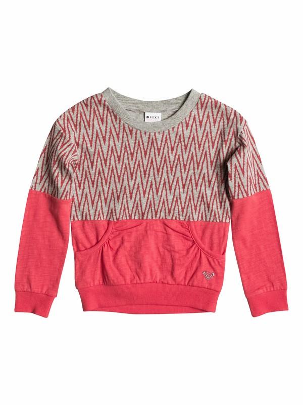 0 Clear Crystal - Long Sleeve T-Shirt  ARLKT03038 Roxy