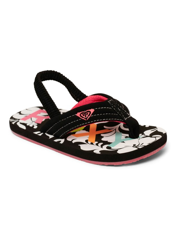 0 Girls 2-6 Low Tide Sandals  ARLL100009 Roxy