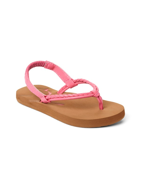 0 Girls 2-6 Lanai Sandals  ARLL100017 Roxy