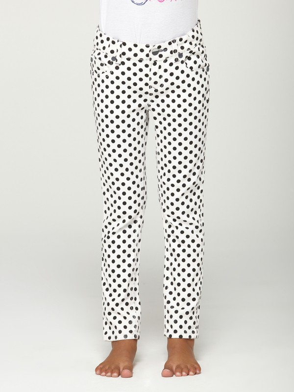 0 Girls 2-6 TW Skinny Rails 2 Pants  ARLNP00005 Roxy