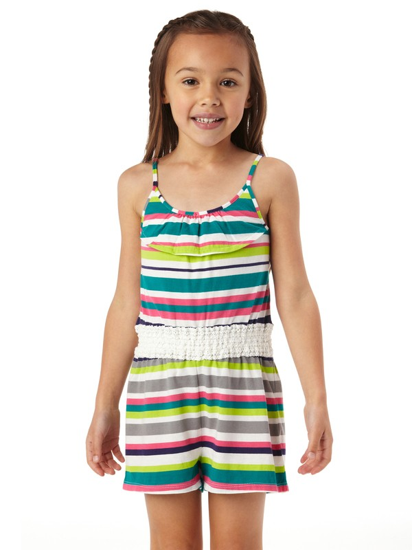 0 Girls 2-6 Creekside Dress  ARLNS00008 Roxy