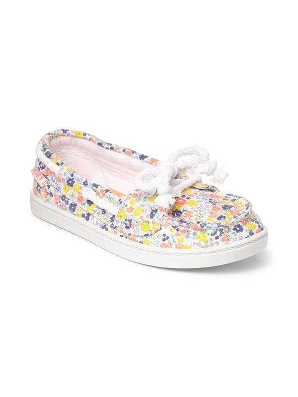 0 Girls 2-6 Ahoy II Shoes  ARLS600003 Roxy