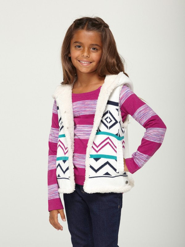 0 Girls 2-6 Coldfront Sweater  ARLSW00004 Roxy