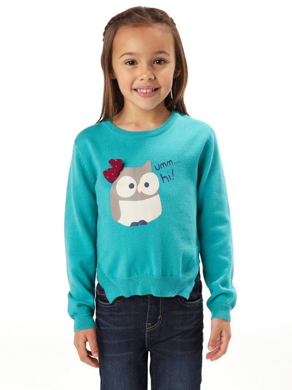 0 Girls 2-6 Sea Pine Sweatshirt  ARLSW00009 Roxy