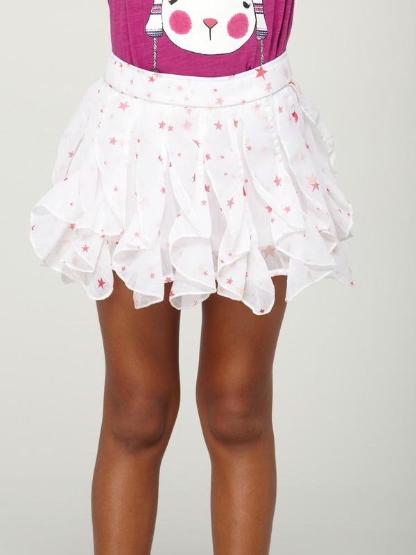 0 Girls 7-14 Tiering Up Skirt  ARLWK00003 Roxy