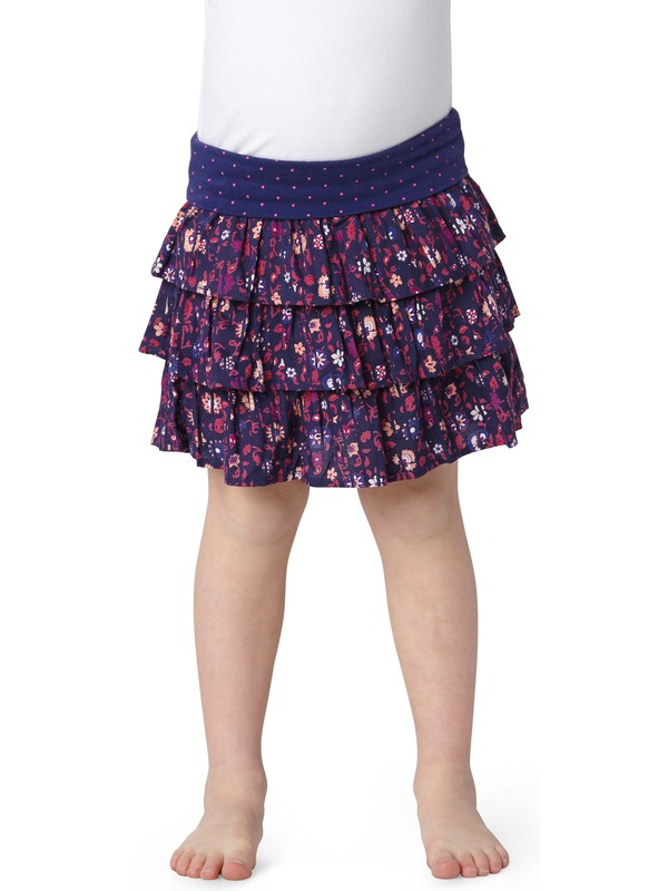 0 Girls 2-6 Layer Cake Skirt  ARLWK00005 Roxy