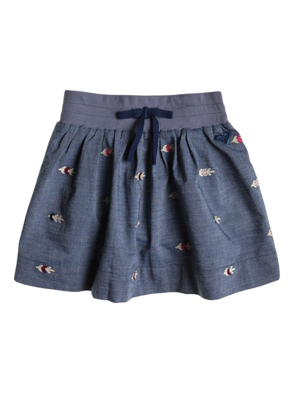 0 Girls 2-6 Arrowhead Skirt  ARLWK03000 Roxy
