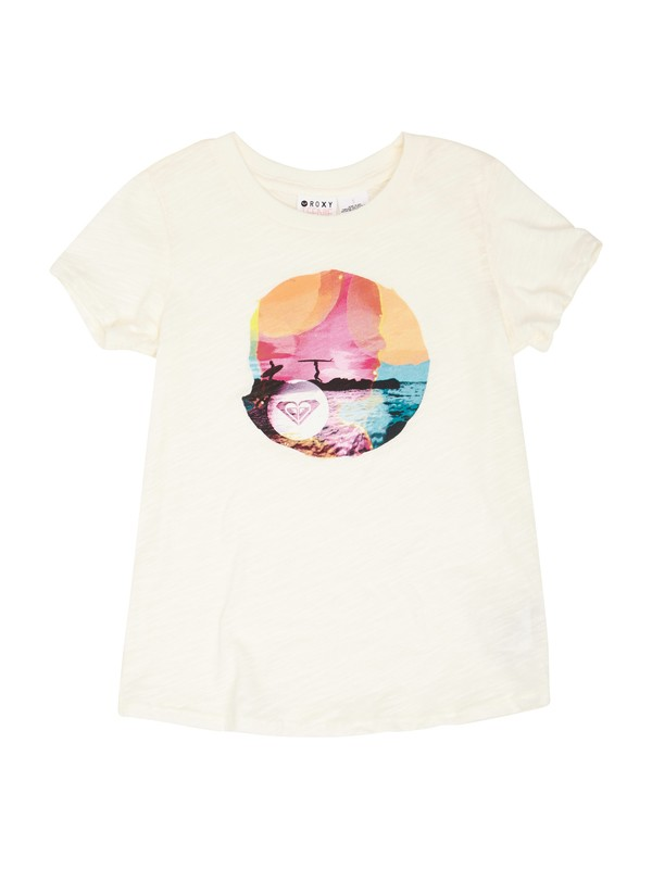 0 Girls 2-6 Good Things Tee  ARLZT00159 Roxy