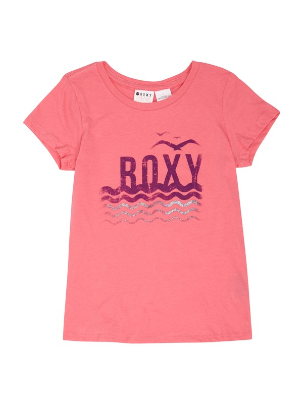 0 Girls 2-6 Bi Coastal Tee  ARLZT00165 Roxy