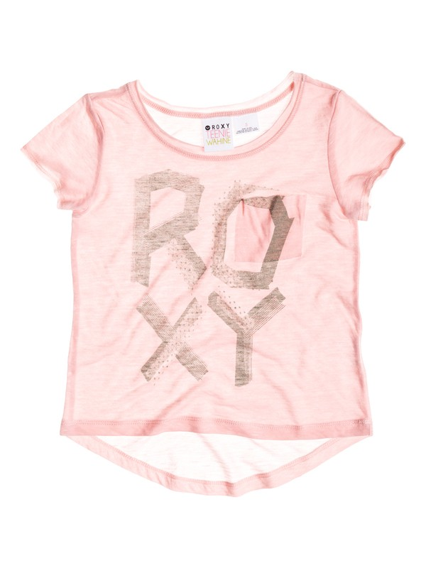 0 Girls 2-6 Block It Tee  ARLZT03047 Roxy