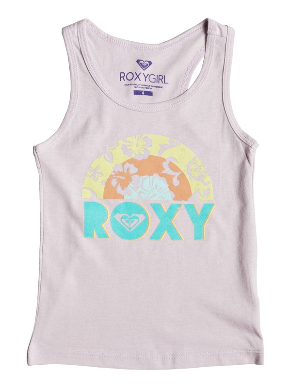 0 Girls 2-6 Rainbow Spirit Tank Top  ARLZT03097 Roxy