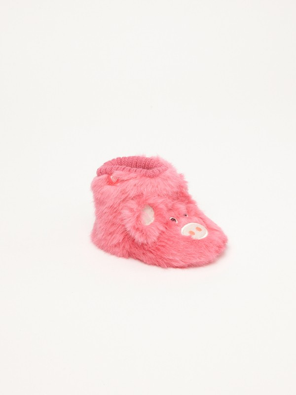0 Baby Beastie Slippers  ARNS400011 Roxy
