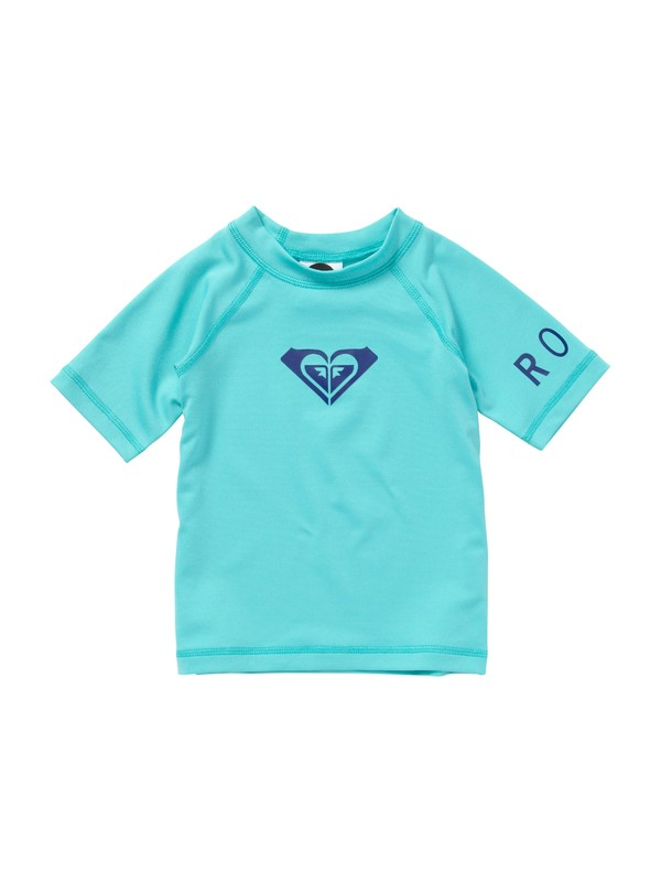 0 Whole Hearted Infant SS Rashguard  ARNWR00000 Roxy