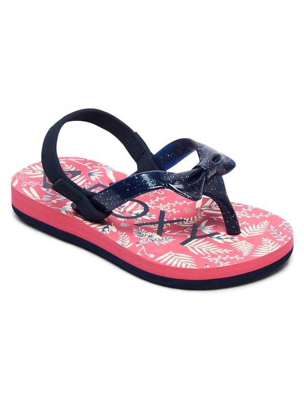 0 Girl's 2-6 Fifi Sandals Pink AROL100003 Roxy