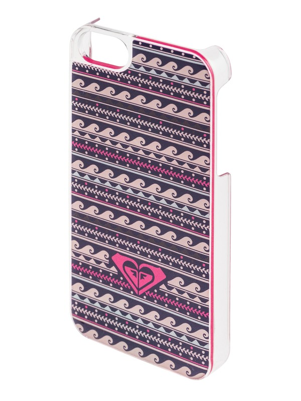 0 Wave Jacquard - Coque d'Iphone 5/5S  BCCOVIP5W Roxy