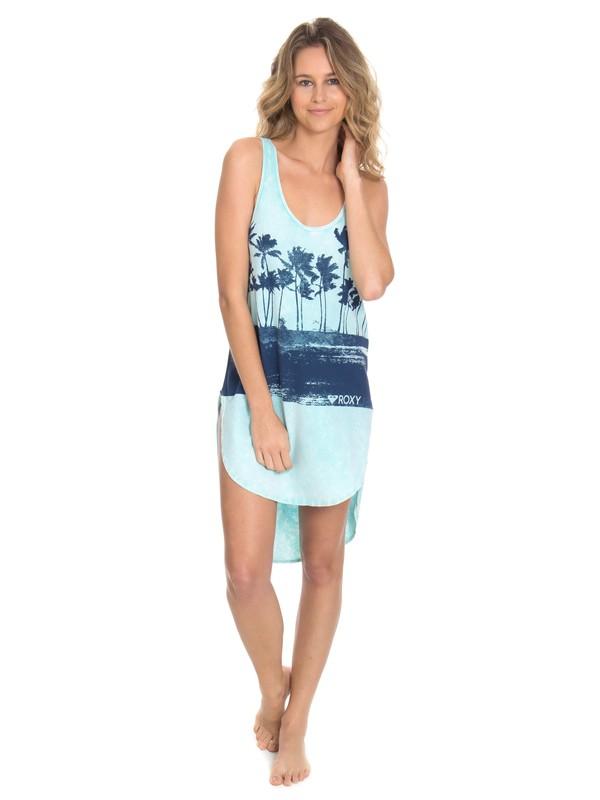 0 Vestido Saída de Praia Feminino Roxy  BR66611075 Roxy
