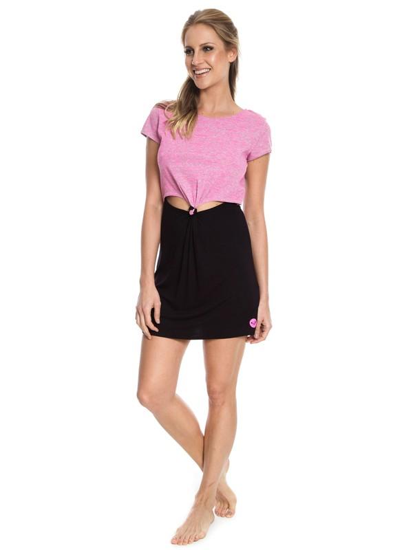 0 Vestido Tied Pink BR73811502 Roxy