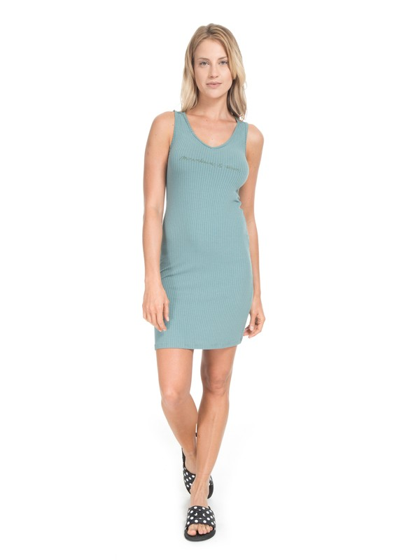 0 Vestido Mountains and Waves Roxy  BR73811555 Roxy