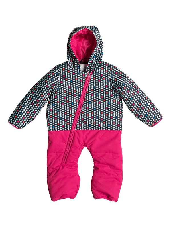 0 Baby Rose Snowsuit  ERETS03000 Roxy