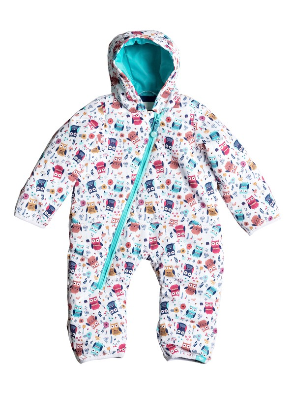 0 Rose - Snow Suit  ERETS03001 Roxy