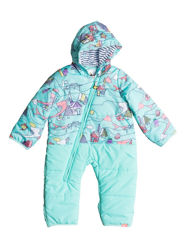 0 Baby Rose Little Miss Snow Suit  ERETS03003 Roxy