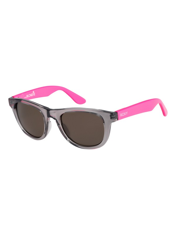 0 Little Blondie - Sunglasses for Girls 8-16 Gray ERG6011 Roxy