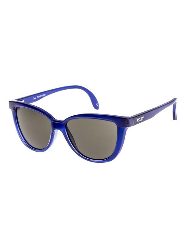 0 Coco - Lunettes de soleil pour Fille 8-16 ans Bleu ERG6016 Roxy
