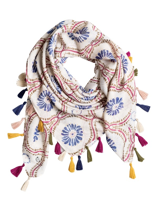 0 Play For Free - Foulard carré  ERGAA03009 Roxy