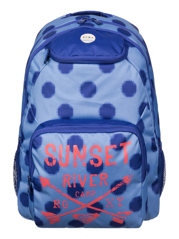 0 Shadow Swell - All-Over Printed Backpack  ERGBP03012 Roxy