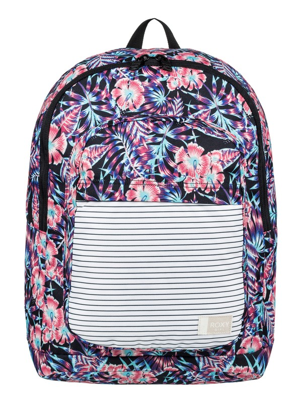 0 Girl's 7-14 California Medium Backpack  ERGBP03027 Roxy