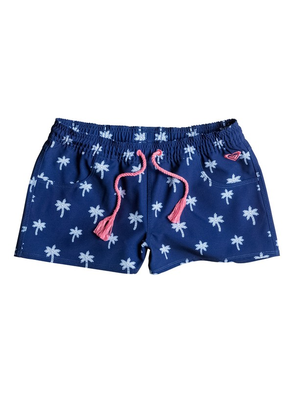 0 Tropical Palm Trees - Boardshort  ERGBS03006 Roxy