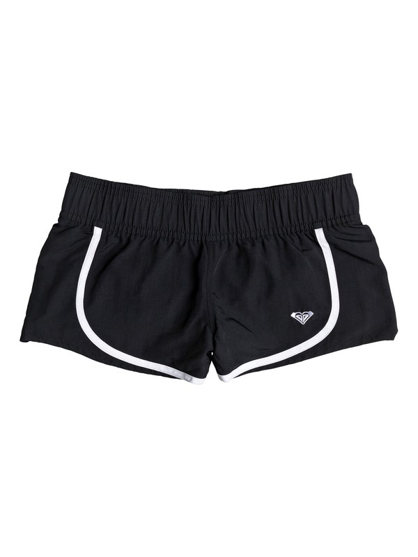 0 Girls 7-14 Need The Sea Boardshorts Black ERGBS03045 Roxy