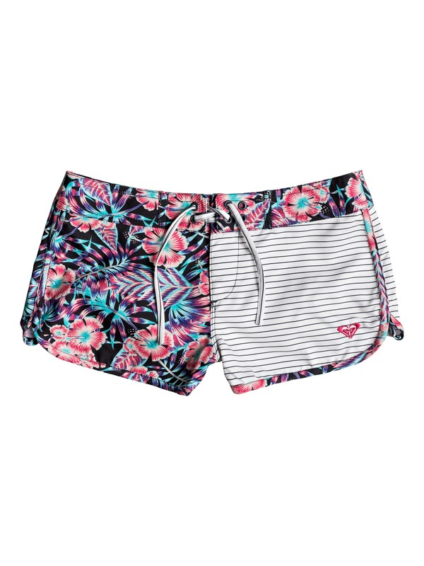 0 Surfing Miami - Board Shorts for Girls 8-16  ERGBS03047 Roxy