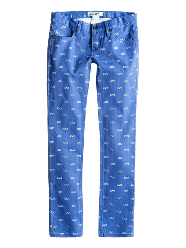 0 Girls 7-14 Tawana Print Pants  ERGDP00006 Roxy