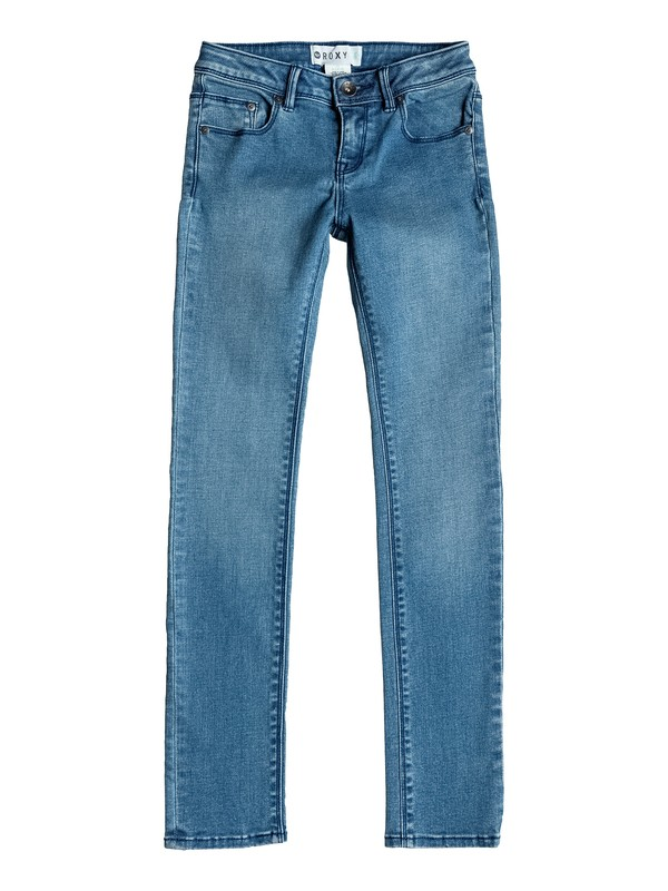 0 Take A Hike - Slim Fit Jeans  ERGDP03015 Roxy
