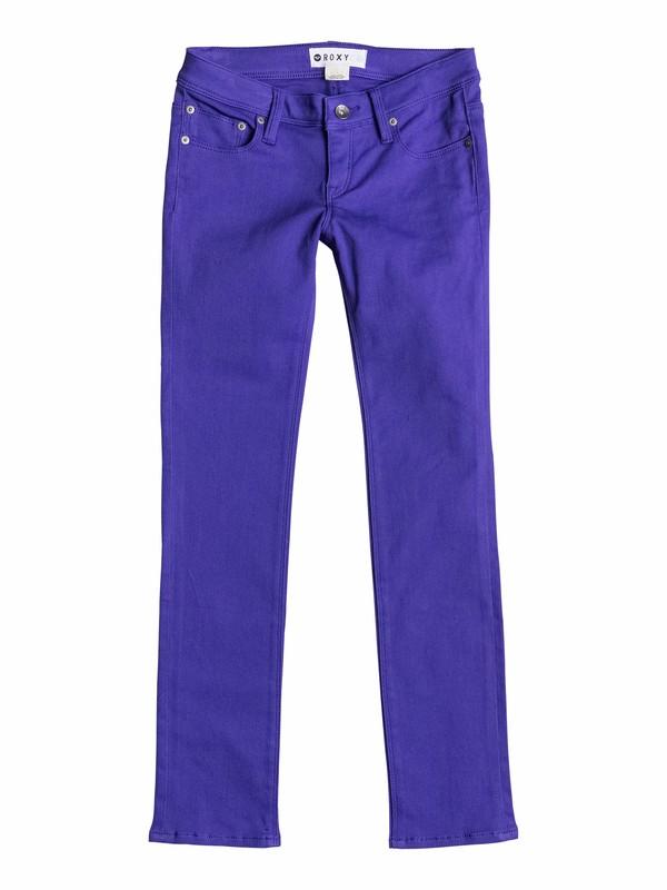 0 Beachin It - Jean de couleur  ERGDP03016 Roxy