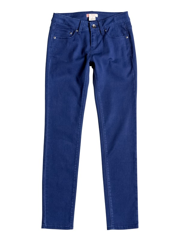 0 Tracy'S Water - Jean coupe slim  ERGDP03025 Roxy