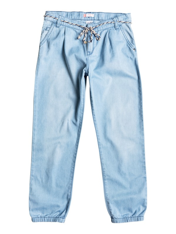 0 Dimming Light - Denim Joggers  ERGDP03032 Roxy
