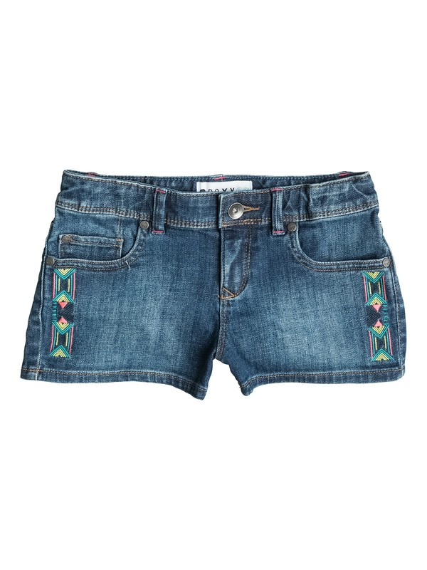 0 Girls 7-14 Lisy Embellished Shorts  ERGDS00002 Roxy