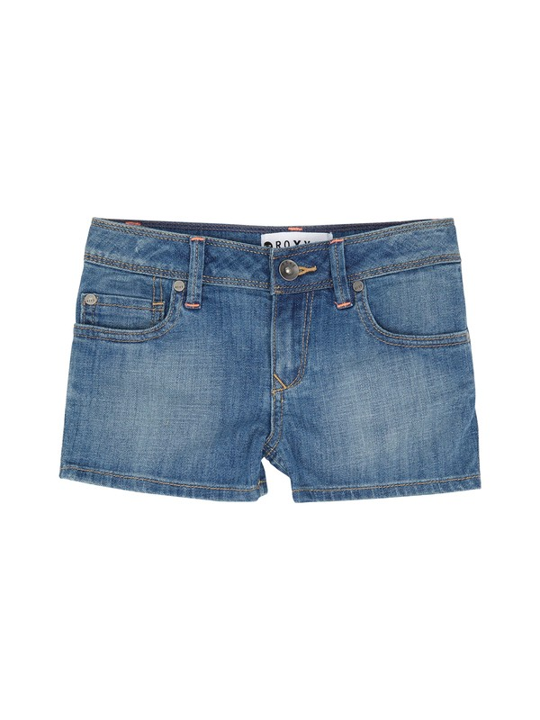 0 Girls 7-14 RG Lisy Wash Shorts  ERGDS00011 Roxy