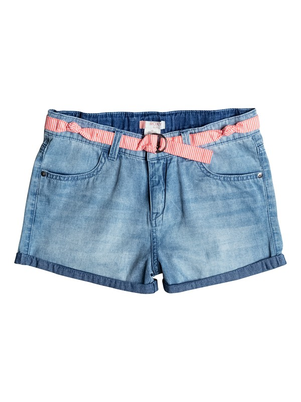 0 Close To Paradise - Denim Shorts  ERGDS03021 Roxy