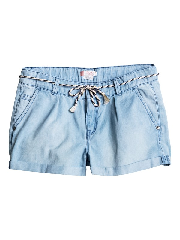 0 Just A Habit - Denim-Shorts  ERGDS03023 Roxy