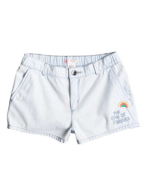 0 West Coast And U - Denim Shorts  ERGDS03026 Roxy