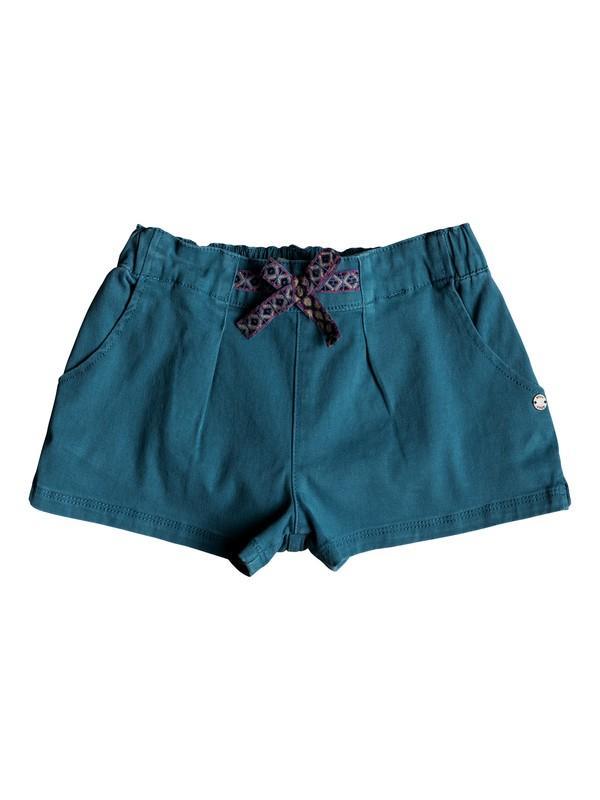 0 Girls 7-14 Fearless Flyers Denim Shorts  ERGDS03039 Roxy