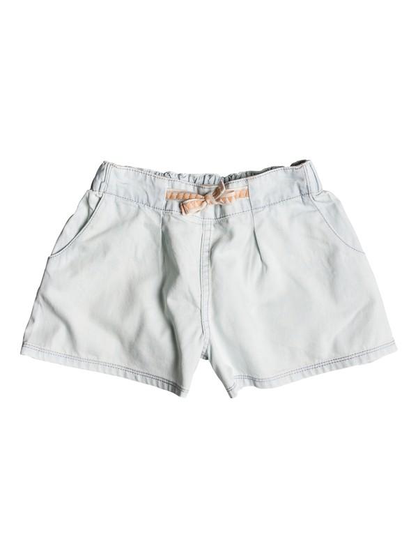 0 Shorts de Mezclilla Fearless Flyers  ERGDS03040 Roxy